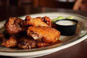 chicken wing 1 lb